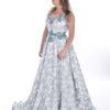 Women Party Dress 6521