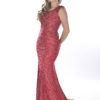 Women Party Dress 6538